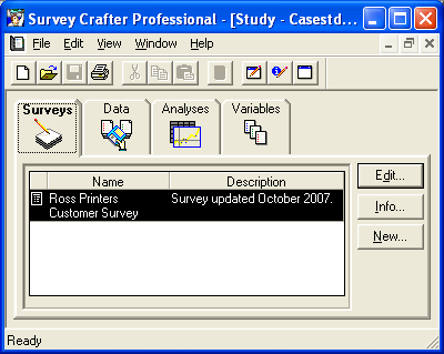 Survey Crafter Professional Survey Crafter Professional